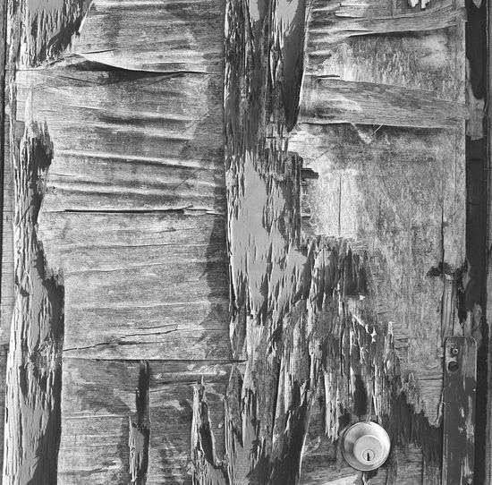 Full frame shot of old wooden wall of building