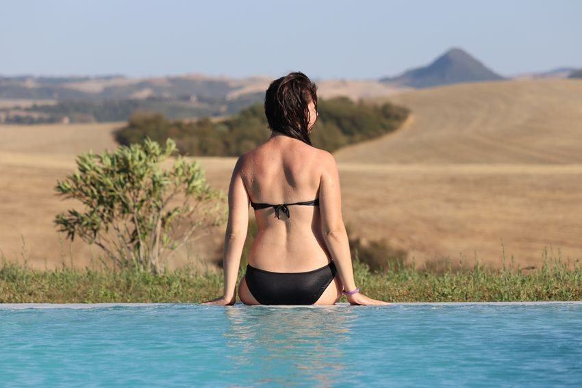 Tuscany lifestyle Country Freedom Green MR7 Positive Summertime Toscana Beauty In Nature Bikini Blue Canon Eos77D Friendship Italy Landscape Leisure Activity Lifestyles Nature Outdoors Sky Summer Swimming Pool Vacations Water Young Women Summer Exploratorium