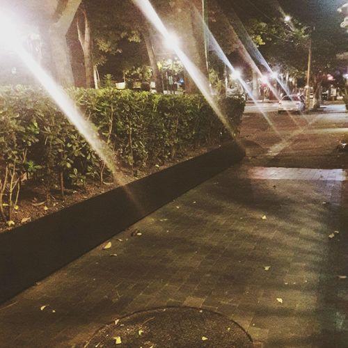 Un paseo nocturno