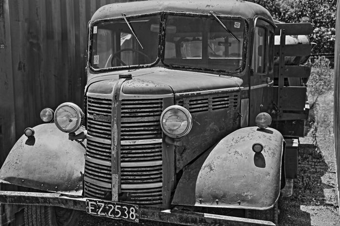 Bedford Collectors Cars Museum Piece? Old Bench UTE Abandoned Car Deterioration Headlights Mode Of Transport Motor Vehicle Obsolete Old Old Car Old-fashioned Pre War Automobiles Restoration Project Retro Styled Rusty Transportation Vintage Vintage Car