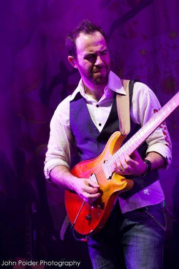 Dave Weiner (Steve Vai) - The Story Of Light Tour 2014 - Uden, Holland Daveweiner Guitarist Concert PRS