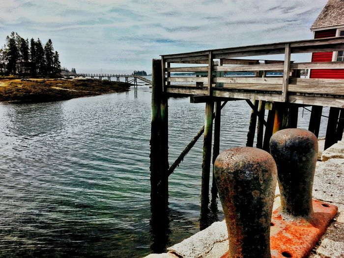Boothbay Harbor Maine Maine Coastline Coastline Escaping Maine Dockside Oceanside EyeEm Nature Lover Enjoying Life Relaxing
