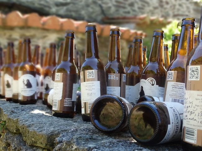 CaminodeSantiago Beer No People Day Walk Never Forget Never Stop Dreaming