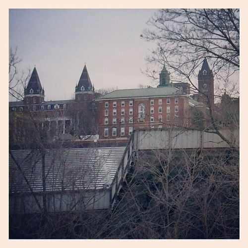 #college on the hill, #holycross, #worcester