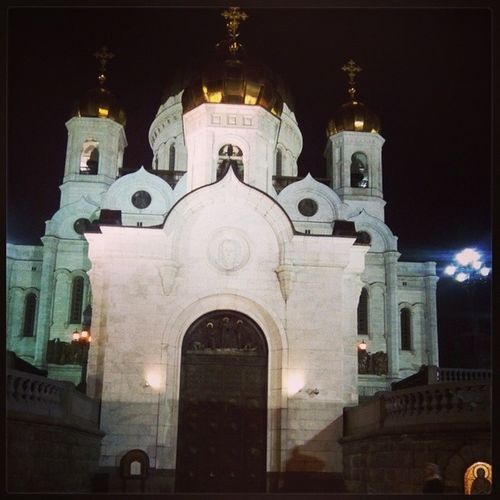 Ramble Russia Church Moscow architecture