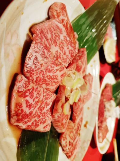 A5WAKYU Japanese Food Dinner Yakiniku Japan Soulfood Japanese  Night Beef Wakyu Food Foodporn Foodphotography Ribeye Steaks Yakiniku Meat SLICE Close-up Food And Drink Serving Size Served Steak Red Meat Rib Char-grilled