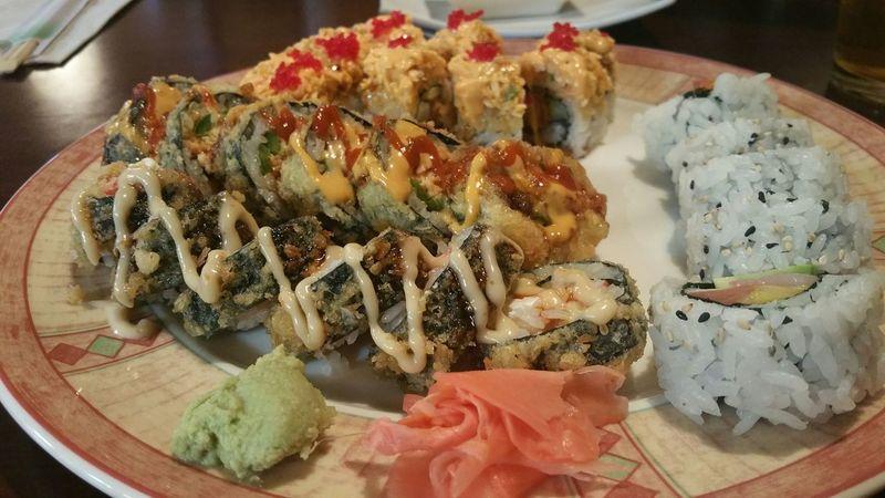 Sushi Time Sushi! Sushi Sushilover Sushiaddict Foodporn