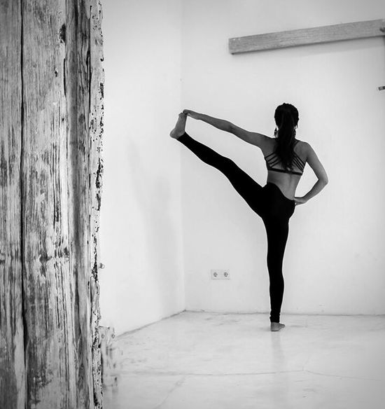 Blackandwhite Photography Taking Photos Yoga Yogagirl Asian  Yogalove Meditation Canon Portrait