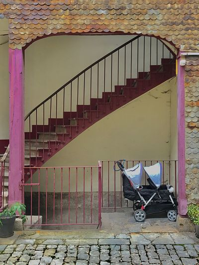 Architecture Built Structure Staircase Steps And Staircases Railing Steps No People Day Building Exterior Outdoors