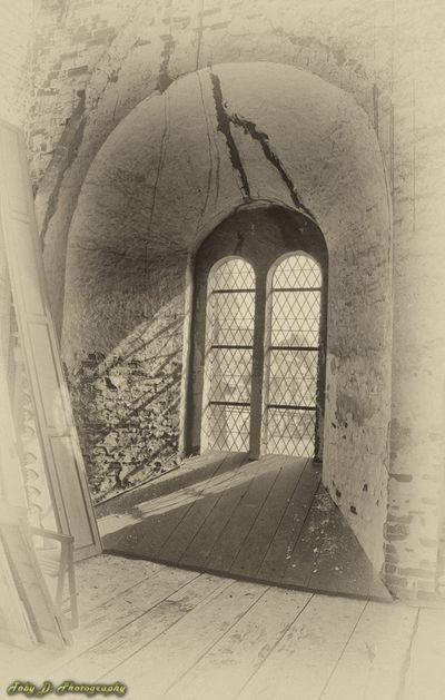 Kirchturm B/W Photography HDR B&W HDR