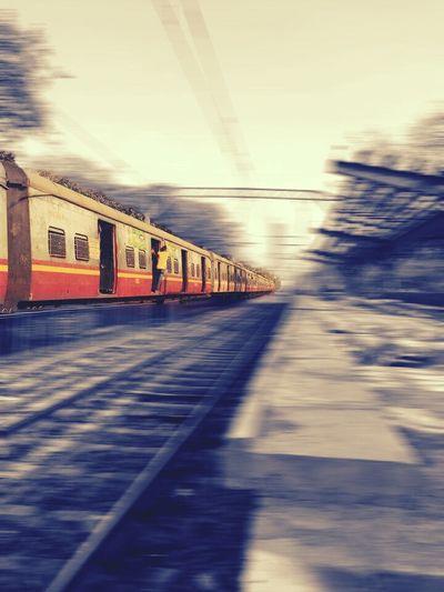 Mumbailocal Heartofmumbai Nexus5 Edit Photography In Motion