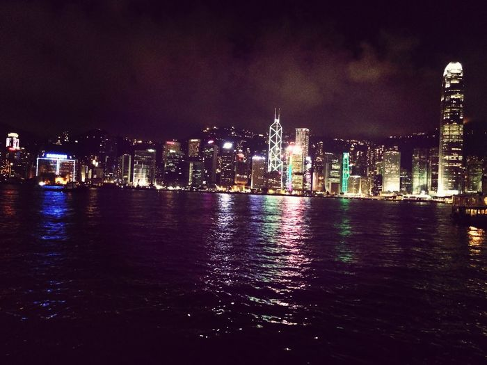 I Miss Hong Kong?