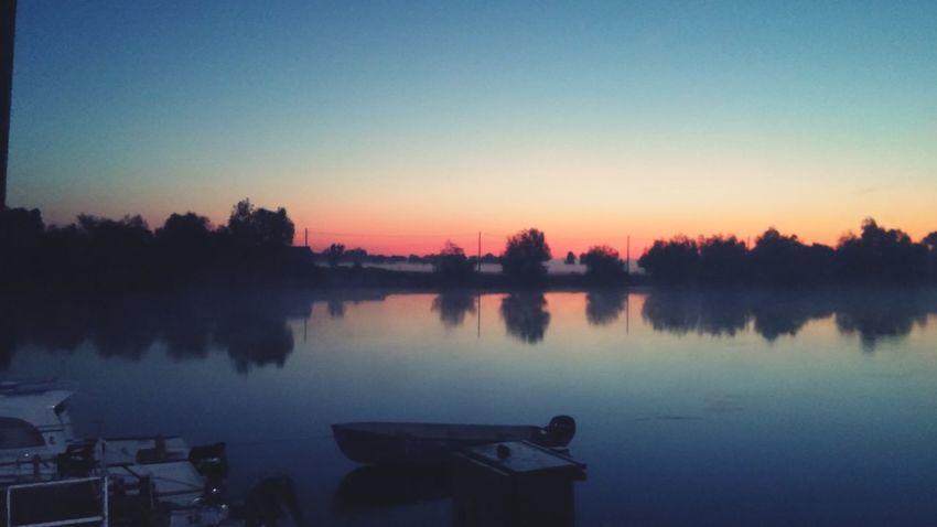 Topofthemorning Romania Donaudelta Beauty In Nature Sun Lake Water Iubit No People Be. Ready. EyeEmNewHere