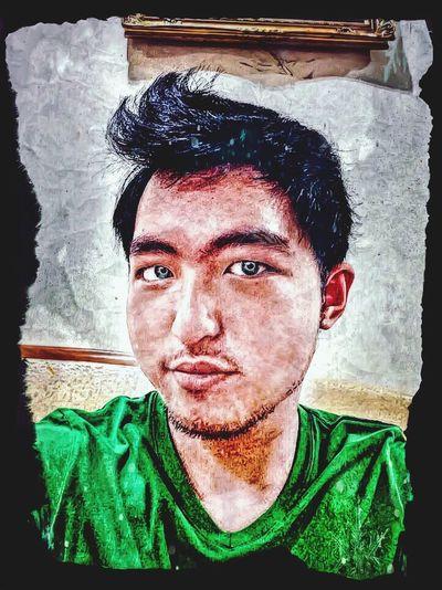 😁 Selfie Self Portrait Color Portrait Selca
