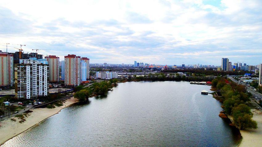 озеро солнечное позняки Киев харьковский
