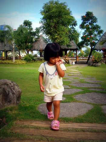 Part of childhood, Mount Sea Resort EyeEmNewHere Resort Memories Full Length Childhood