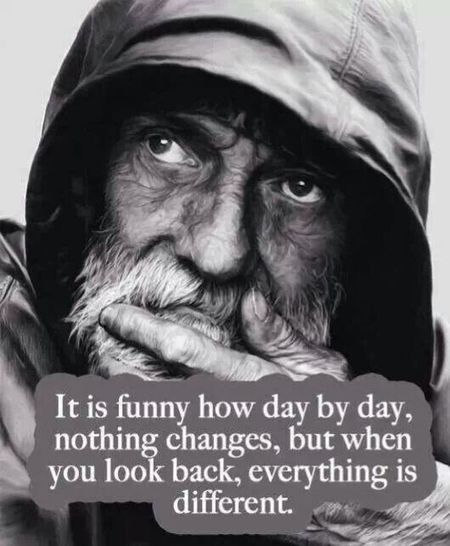 Change Past Life Quote