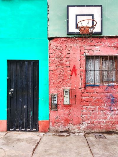 The Color Of Sport Basketball Basketcase Lima-Perú Barranco