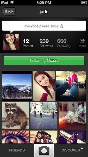 Follow Her @caat