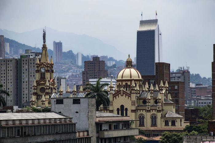 18-140mm Architecture Architecture_collection Church City Cityscape EyeEm Best Shots EyeEm Gallery Landscape_Collection Modern Nikon Architectural Feature Blue Building Building Exterior Churches D5300 Eye4photography  Landscape Saint This Is Latin America