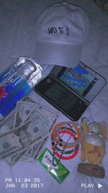 Money Lokai Bracelet Fiji Water Caps Buddha Third Eye Chakra 3DS XL