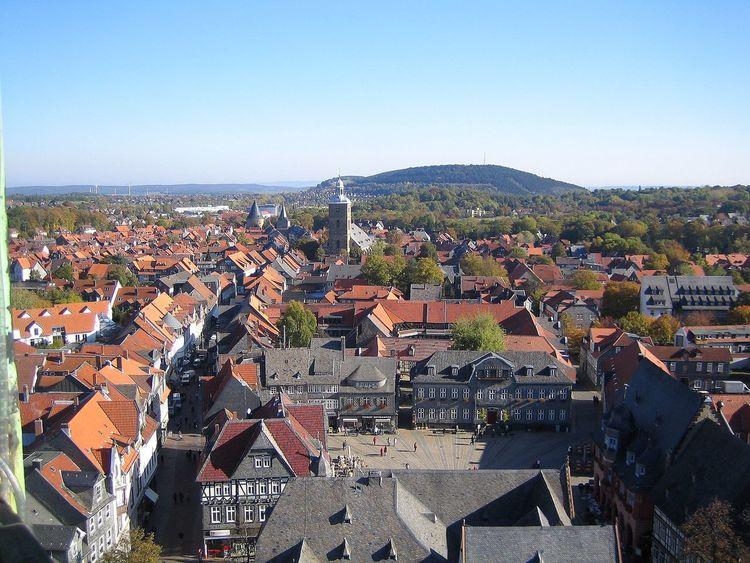 Goslar Goslargermany Harz Harz Bilder Niedersachsen Overview OverviewPoint