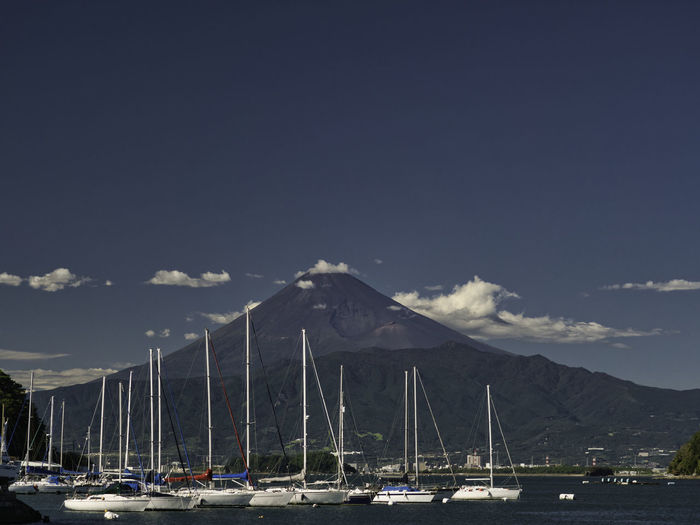 Mt. Fuji from