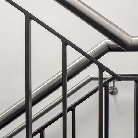 Architecture Built Structure Climbing Close-up Day Hand Rail Hoffi99 Metal Minimalist Architecture No People Outdoors Railing Staircase Stairs Stairs_collection Steps Steps And Staircases