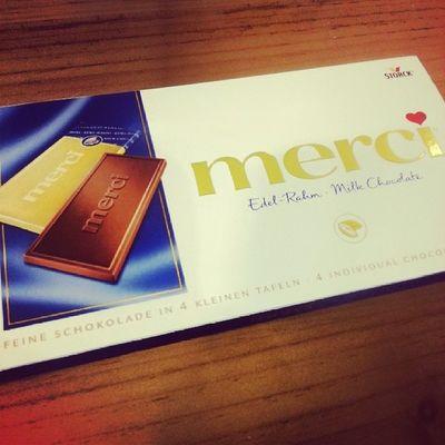 Chocolate Merci Instaphoto Love_it my love tagsforlikes milk_chocolate delicious the best storck