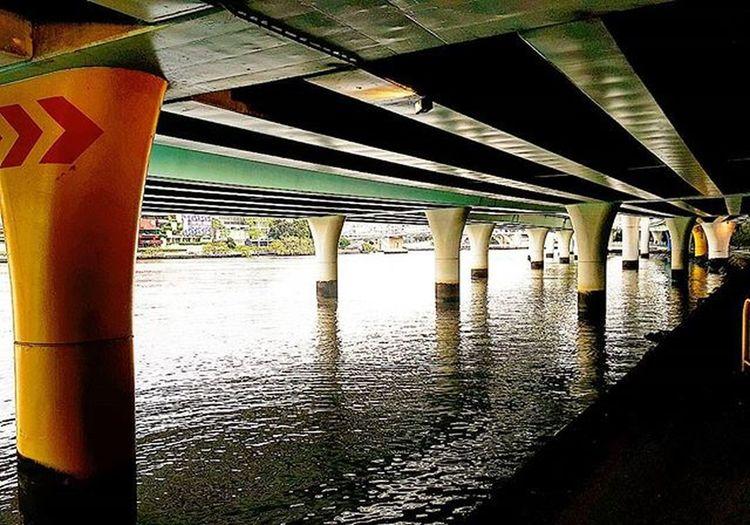 Runningpics Morningrun Brisbane Brisvegas Trollunderthebridge Riverlife