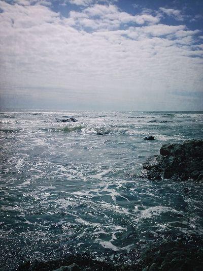 Ocean île De Noirmoutier Ciel Nature