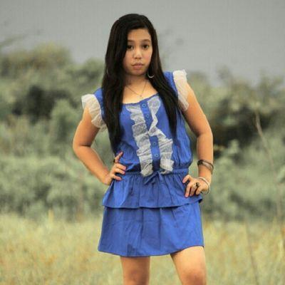 Samarinda Instagram InstaAsia INDONESIA instamarinda girl blue model