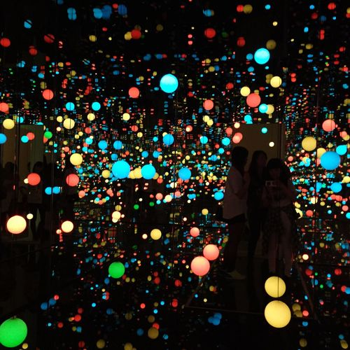 About KUSAMA YAYOI -A Dream I Dreamed Art Exhibition Kusama Yayoi Dream Take Photos Enjoying Life Photography