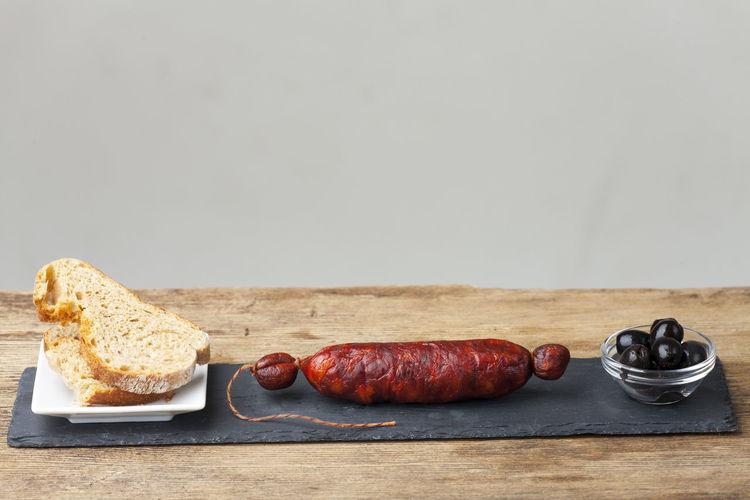Sausage Spanish
