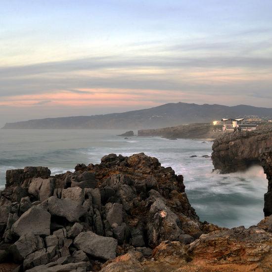 Sea Nature Shore