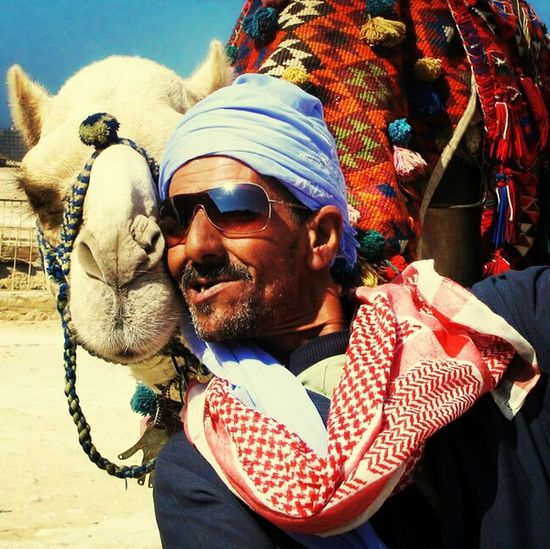 People Camel UAE People From Around The World
