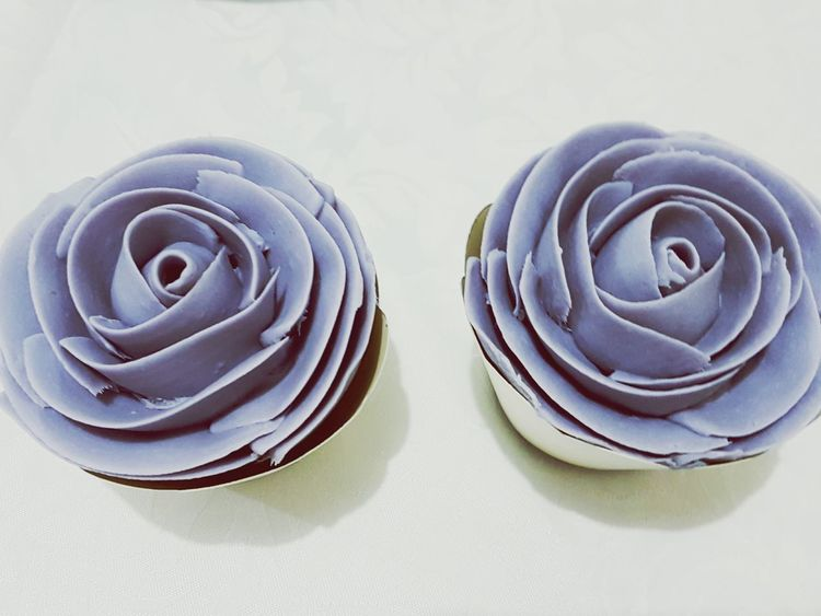 EyeEm Selects Kids Party Food Kids Birthday Blue Cupcakes Flowers Creative Food Geekgirl Blue Food