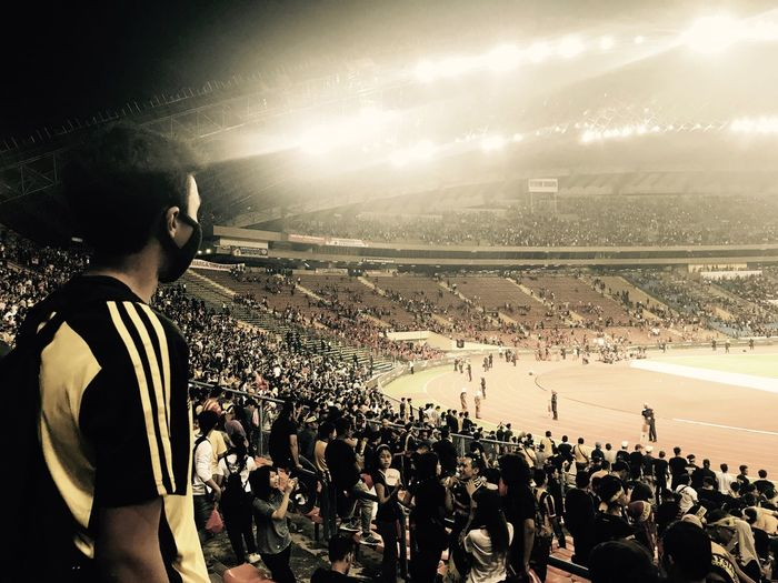 Musuhnya habis binasa 🇲🇾🔥🇮🇩 Shah Alam Seagames2017 Football Ultrasmalaya TeamMalaysia