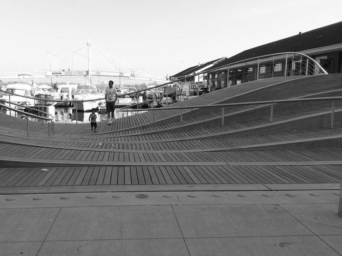 Wavedeck by harbourfront. Toronto Waves Urban Space