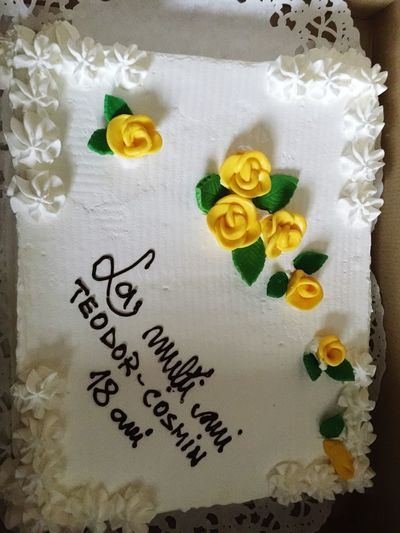 18 Bithday Cake @Teodor Cosmin