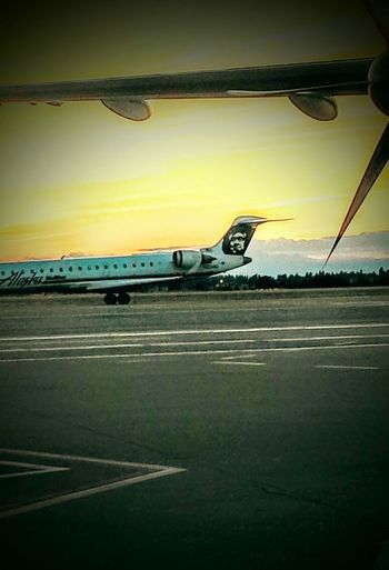 Seatac Airport C2C First Eyeem Photo