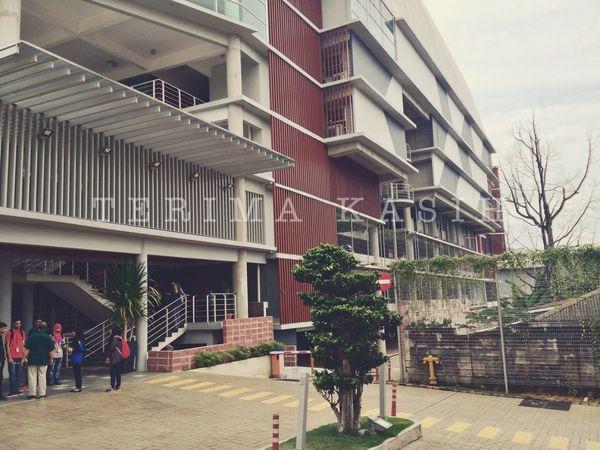Terima kasih untuk dua tahun setengah disini. Urban Geometry EyeEm Malaysia College Bye Bye