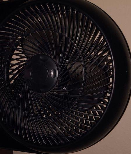 Full frame shot of electric fan