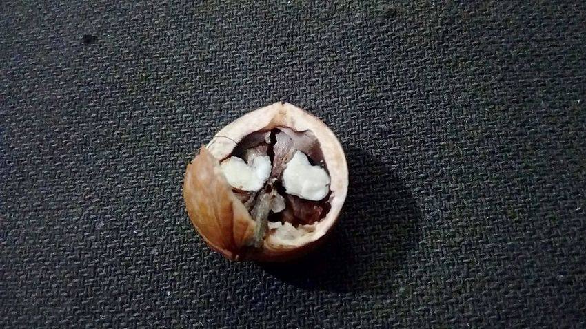Background Texture Left Wallnut Ssclix SSClicks SSClickPics SSClickpix Mobilephotography EyeEm Selects High Angle View Close-up Nutshell Shell Walnut Nut