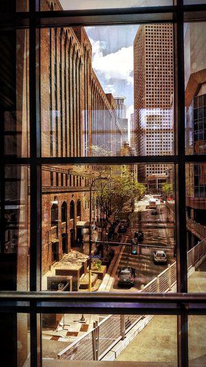 Minnesota Minneapolis Minnesota Minneapolis Skywalk Skyway Skyway Bridge City Downtown Downtown Minneapolis Window Window Scene