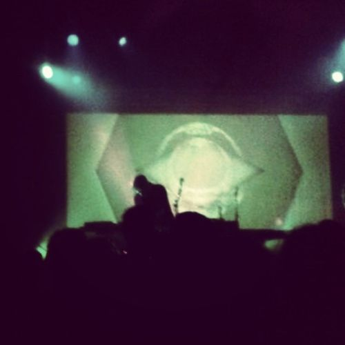 Amazing night! Mountkimbie Metrotheater Sydney