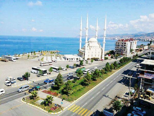 Akçaabat Trabzon Sahil Kavaklı Memleket Relaxing Enjoying Life Traveling