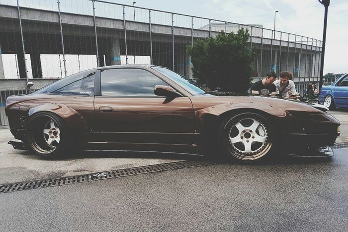 Car Transportation Old-fashioned Collector's Car Day People Adult Only Men Adults Only Outdoors 180sx 180 240sx 240 Nissan180sx Nissan240sx Nissan Static Stance Street Speed Wheel Cars Subaru Toyota