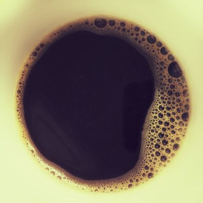 Cup of black coffee Food And Drink Close-up No People Indoors  Day Coffee Black Coffee