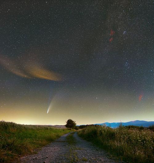 Comet c2020 f3 nowise